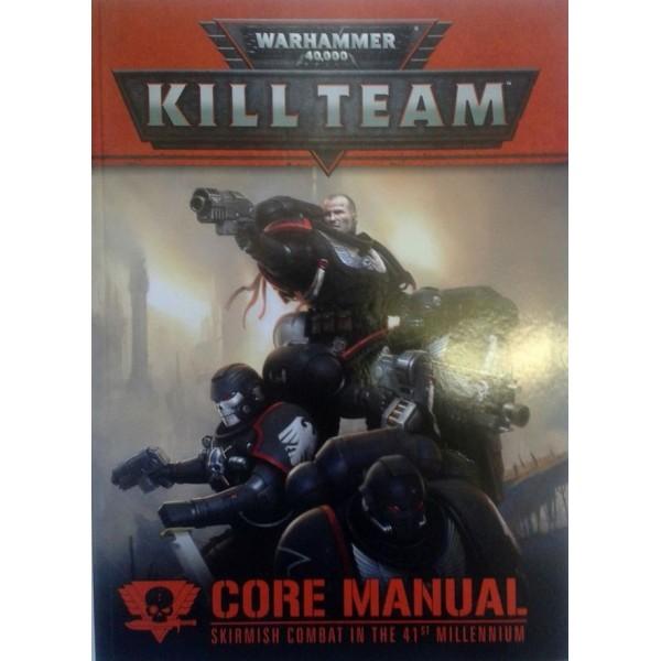 Warhammer 40K - Kill Team - Core Manual
