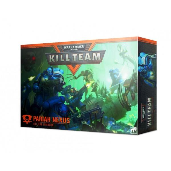 Warhammer 40K - Kill Team - Pariah Nexus Expansion