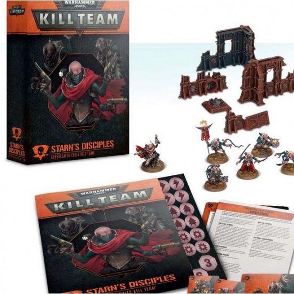 Warhammer 40K - Kill Team - Starn's Disciples - Genestealer Cults Kill Team