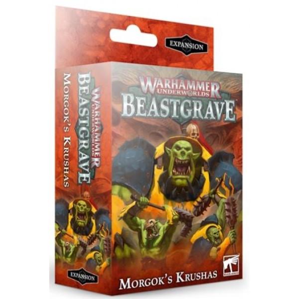 Warhammer Underworlds - Beastgrave - Morgok's Krushas
