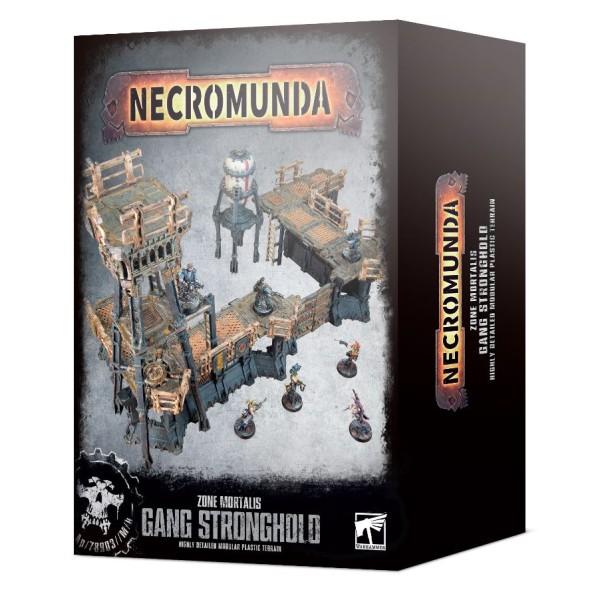 Necromunda - Zone Mortalis: Gang Stronghold