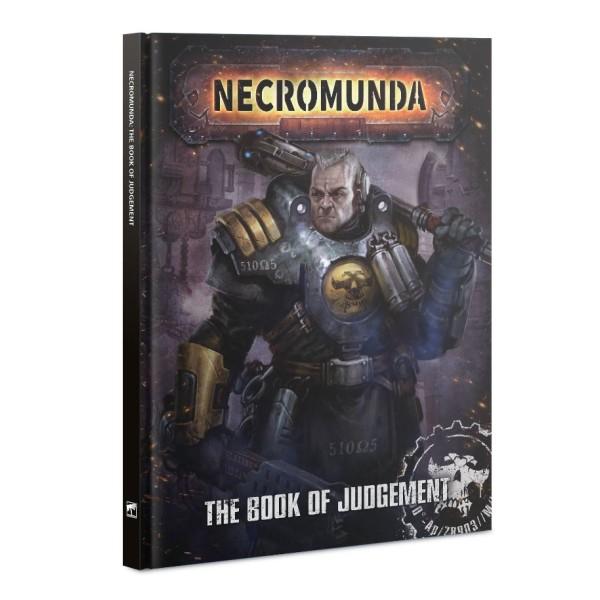Necromunda - The Book of Judgement - Hardback