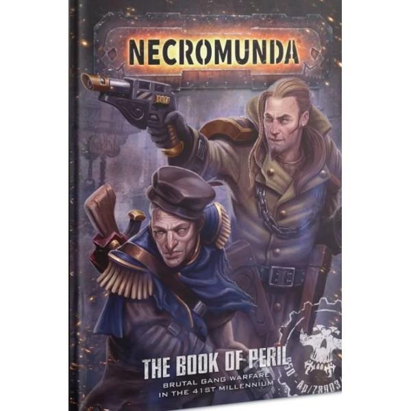Necromunda - The Book of Peril (Hardback)
