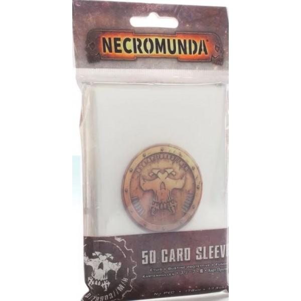 Necromunda - Card Sleeves
