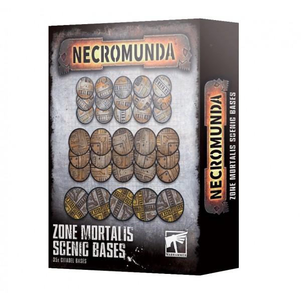 Necromunda - Zone Mortalis: Bases Set