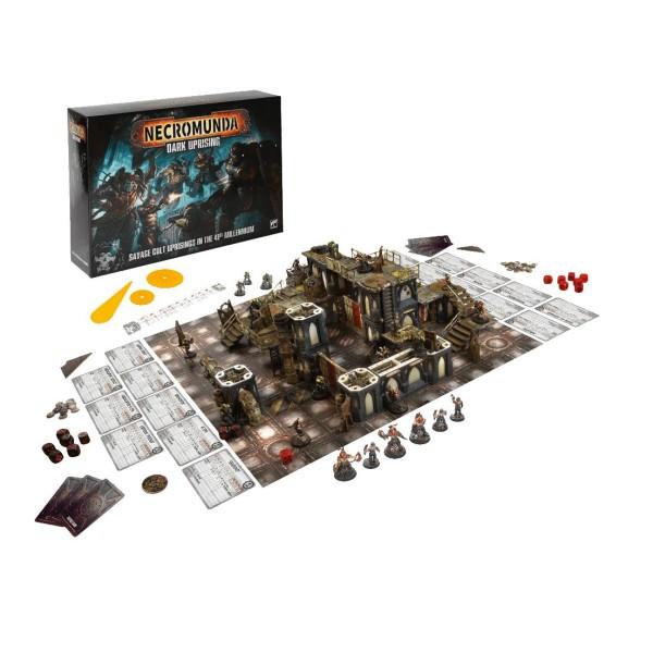 Necromunda - Dark Uprising - Boxed Game