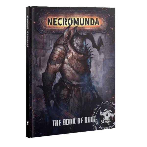 Necromunda - The Book of Ruin - Hardback