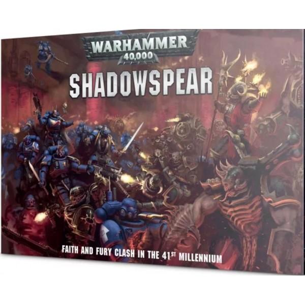 Warhammer 40K - Shadowspear - Boxed Game