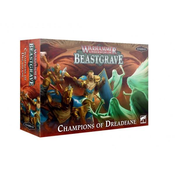 Warhammer Underworlds - Beastgrave - Champions of Dreadfane