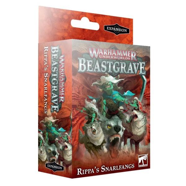 Warhammer Underworlds - Beastgrave - Rippa's Snarlfangs