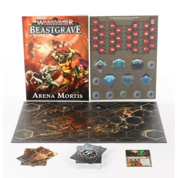 Warhammer Underworlds - Beastgrave - Arena Mortis