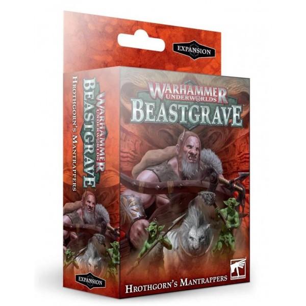 Warhammer Underworlds - Beastgrave - Hrothgorn's Mantrappers