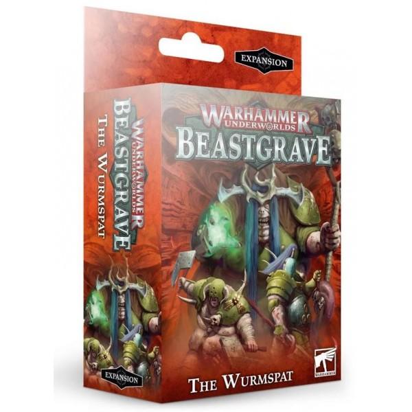 Warhammer Underworlds - Beastgrave - The Wurmspat