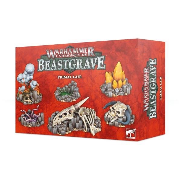 Warhammer Underworlds - Beastgrave - Primal Lair