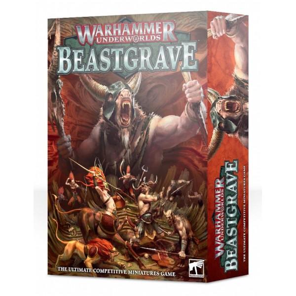 Warhammer Underworlds - Beastgrave - Competitive Miniatures Skirmish Game