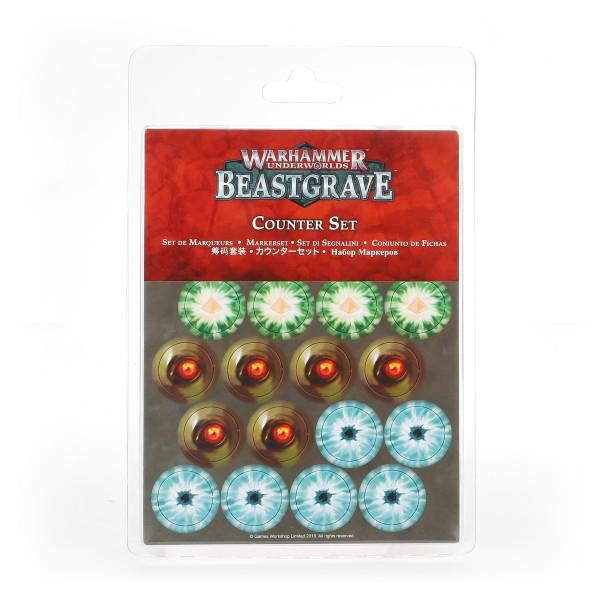 Warhammer Underworlds - Beastgrave - Counter Set