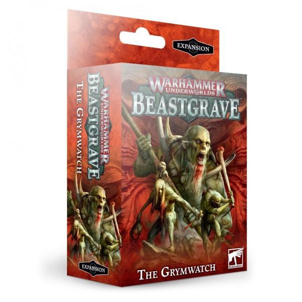 Warhammer Underworlds - Beastgrave - The Grymwatch