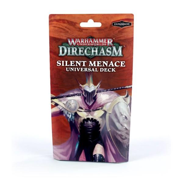 Warhammer Underworlds - Direchasm - Silent Menace Universal Deck