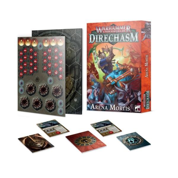 Warhammer Underworlds - Direchasm – Arena Mortis
