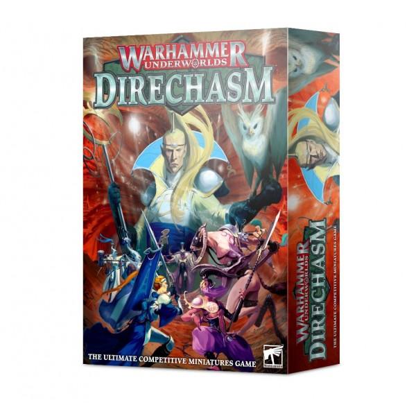 Warhammer Underworlds - Direchasm - Competitive Miniatures Skirmish Game
