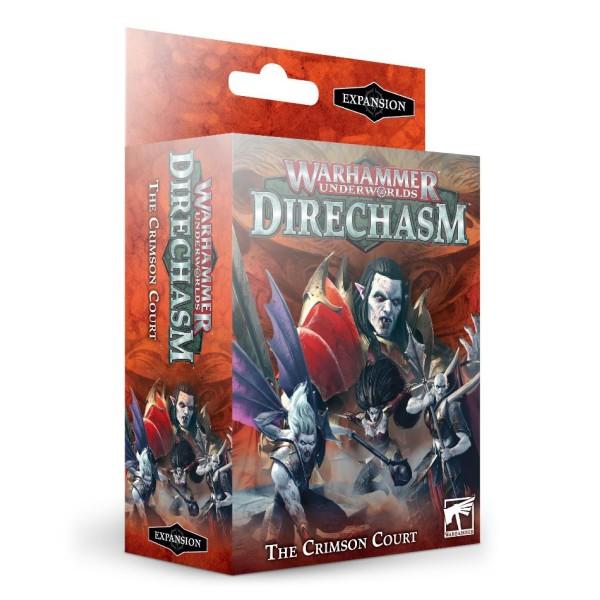 Warhammer Underworlds - Direchasm - The Crimson Court