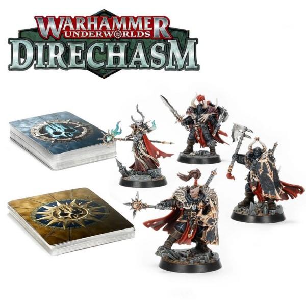Warhammer Underworlds - Direchasm - Khagra's Ravagers