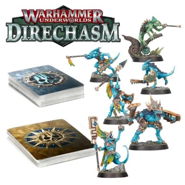 Warhammer Underworlds - Direchasm - The Starblood Stalkers
