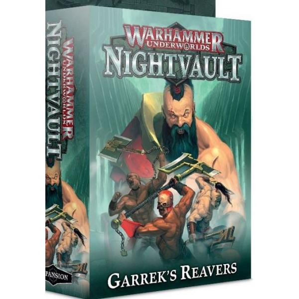 Warhammer Underworlds - Garrek's Reavers