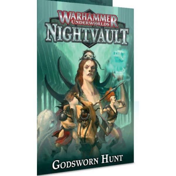 Warhammer Underworlds - Godsworn Hunt