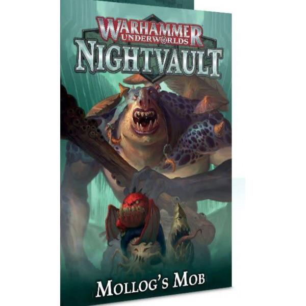 Warhammer Underworlds - Mollog's Mob