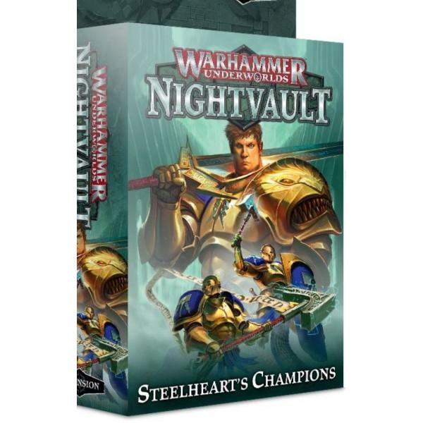Warhammer Underworlds - Steelheart's Champions