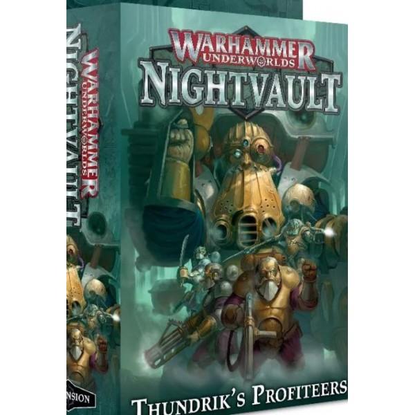 Warhammer Underworlds - Thundrik's Profiteers