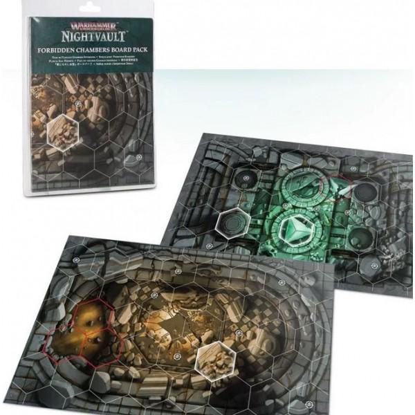 Warhammer Underworlds - Forbidden Chambers Board Pack