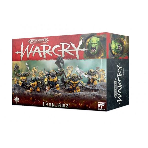 Age Of Sigmar - WARCRY - Ironjawz