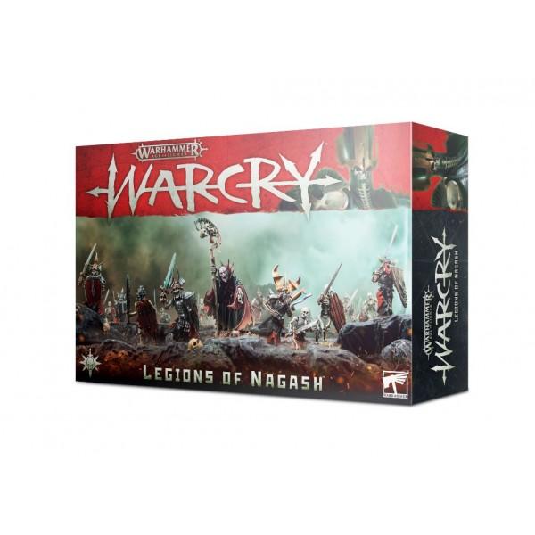 Age Of Sigmar - WARCRY - Legions of Nagash