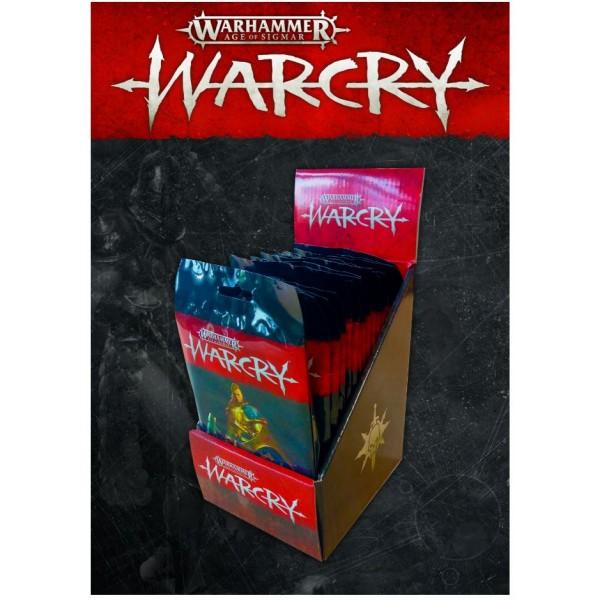 Age Of Sigmar - WARCRY - Card Pack: Gloomspite Gitz