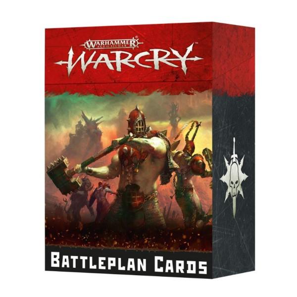 Age Of Sigmar - WARCRY - Battleplan Cards