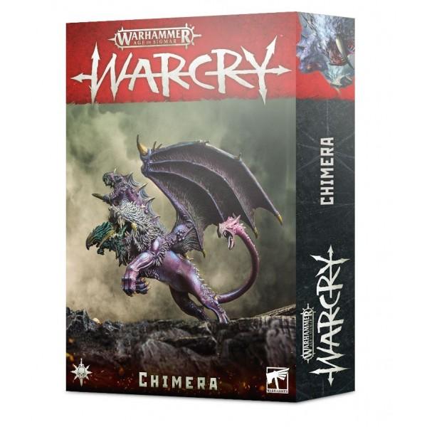 Age Of Sigmar - WARCRY - Chimera