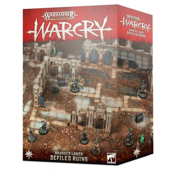 Age Of Sigmar - WARCRY - Ravaged Lands: Defiled Ruins