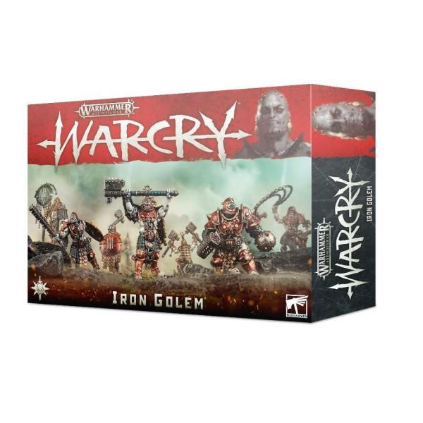 Age Of Sigmar - WARCRY - Iron Golem