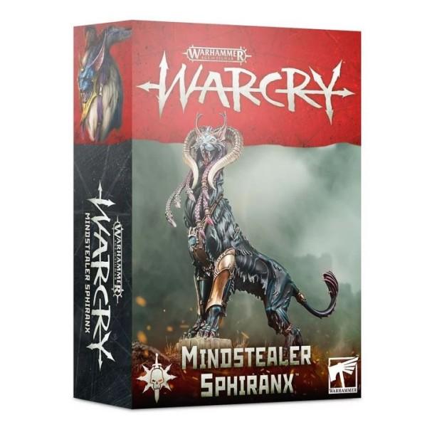 Age Of Sigmar - WARCRY - Mindstealer Sphiranx