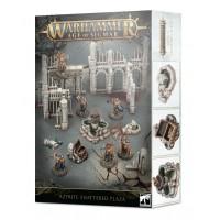 Games Workshop - Age Of Sigmar Terrain - Azyrite Shattered Plaza