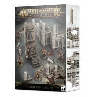 Games Workshop - Age Of Sigmar Terrain - Azyrite Ruined Chapel