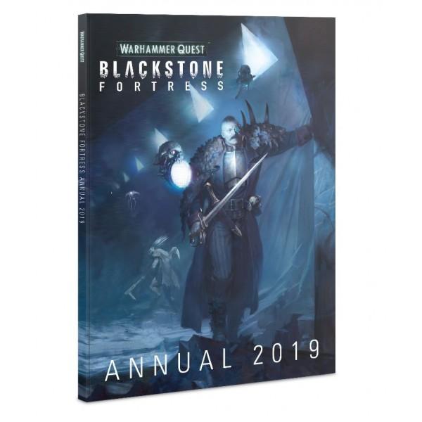 Warhammer 40K - Warhammer Quest - Blackstone Fortress - Annual 2019
