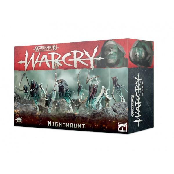 Age Of Sigmar - WARCRY - Nighthaunt Warband