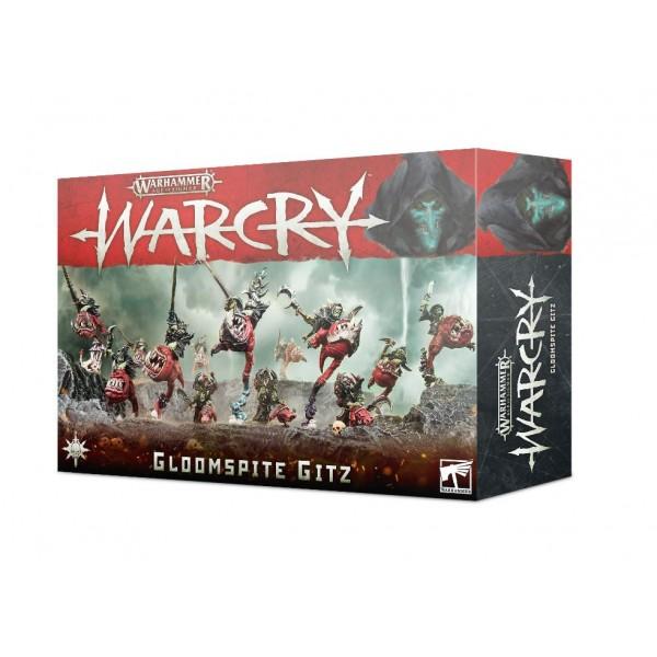 Age Of Sigmar - WARCRY - Gloomspite Gitz