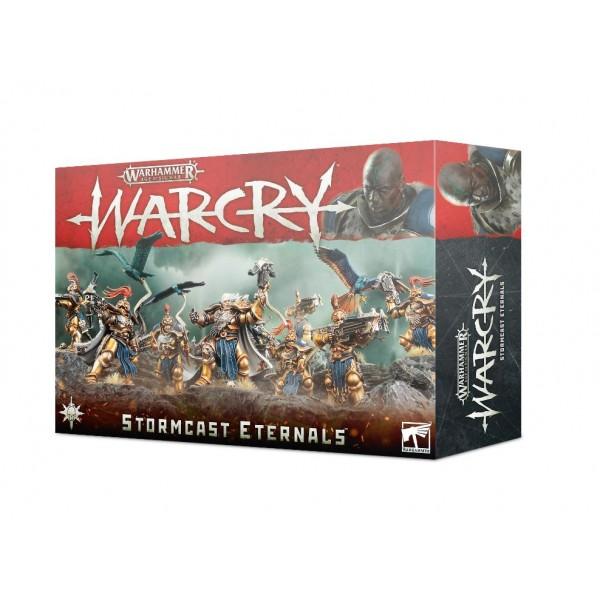 Age Of Sigmar - WARCRY - Stormcast Eternals