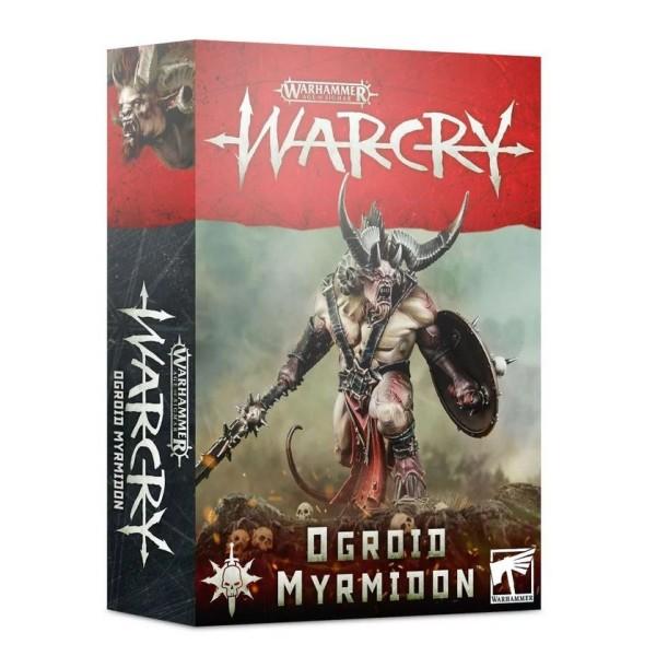 Age Of Sigmar - WARCRY - Ogroid Myrmidon