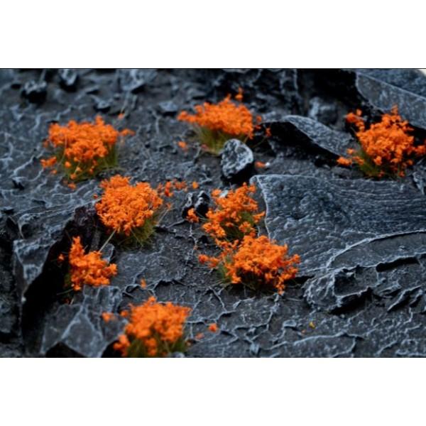 Gamer's Grass Gen II - Orange Flowers