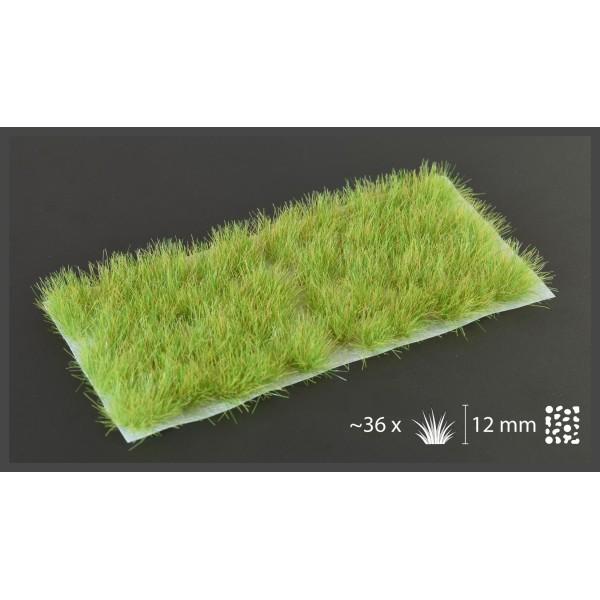 Gamer's Grass Gen II - Light Green 12mm XL Tufts (Wild)
